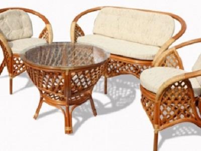 Мебель из ротанга в самаре